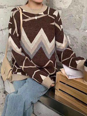 áo len bầu đẹp